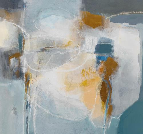 Renate Migas, Lichtfluss, Natur, Poesie, Gegenwartskunst