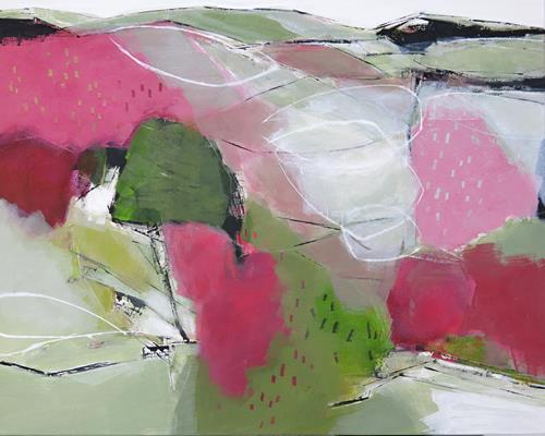 Renate Migas, Vorwiegend heiter, Natur, Poesie, Gegenwartskunst, Expressionismus