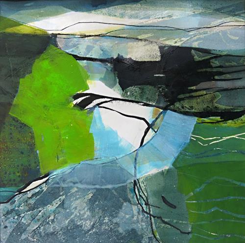 Renate Migas, o.T., Natur, Poesie, Gegenwartskunst