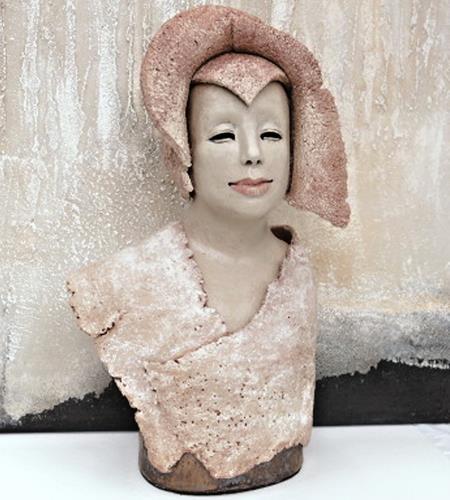 Renate Migas, Zeit der Hoffnung, Mythologie, Poesie, Gegenwartskunst, Expressionismus