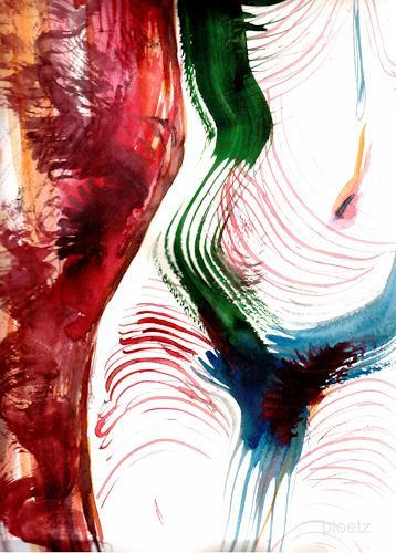 Elena Ploetz, Move, Akt/Erotik: Akt Frau, Expressionismus