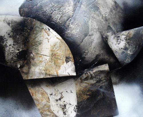 Thomas Böhm, Asterioid, Abstraktes, Abstrakte Kunst, Abstrakter Expressionismus