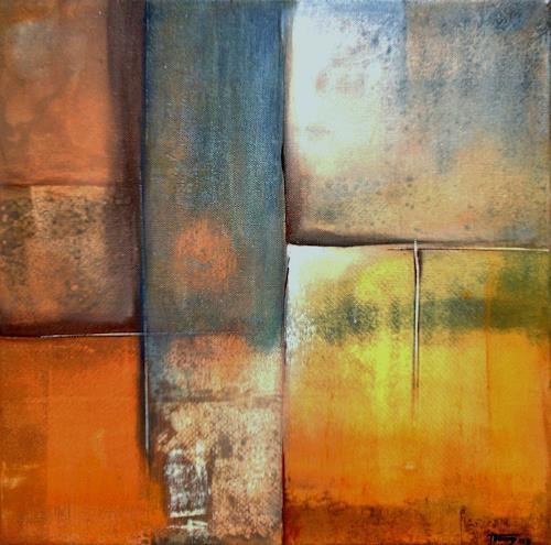 Thomas Böhm, o.T., Abstraktes, Abstraktes, Abstrakte Kunst