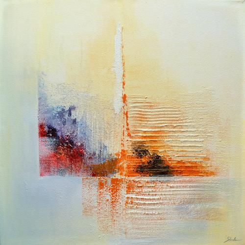 Elke Andrea Strate, O.T., Abstraktes, Informel
