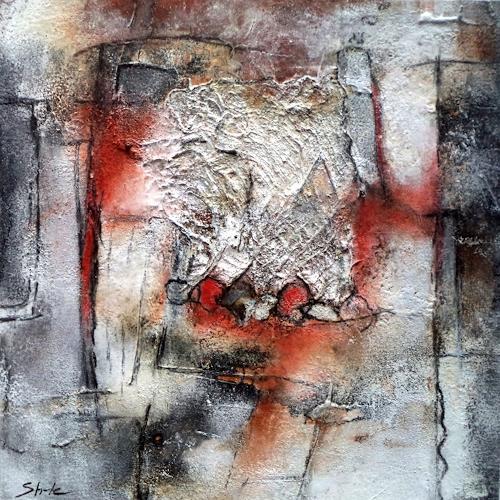 Elke Andrea Strate, O.T., Abstraktes, Gegenwartskunst