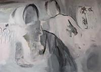 Karin-Koelli-Abstraktes-Menschen-Moderne-Abstrakte-Kunst
