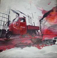 K. Kölli, Piaggio Ape