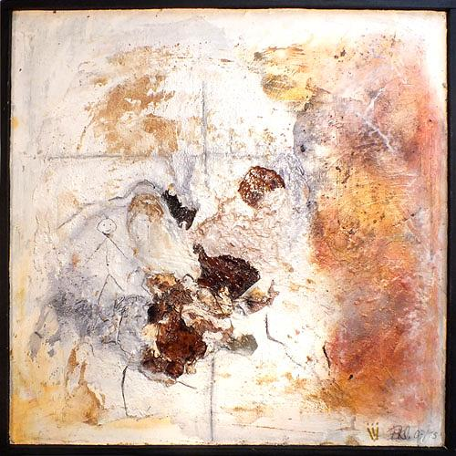 Frauke Klinkforth, Natur 3, Abstraktes, Dekoratives, Abstrakte Kunst