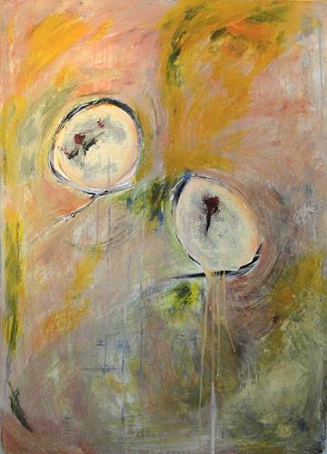 Frauke Klinkforth, Leben II, Abstraktes, Fantasie, Abstrakte Kunst
