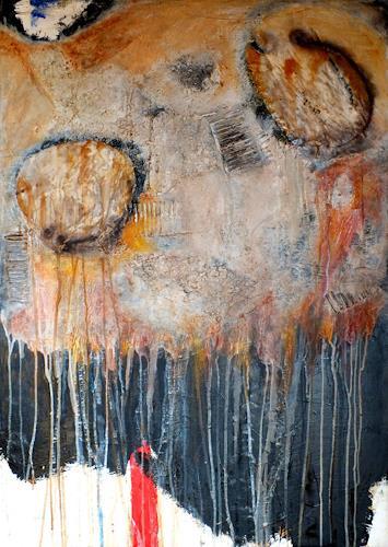Frauke Klinkforth, Kein Titel, Abstraktes, Abstrakte Kunst