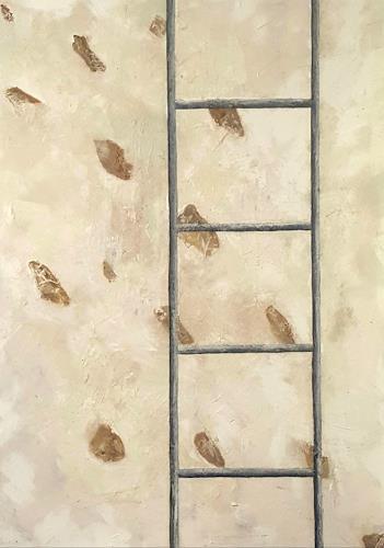 Frauke Klinkforth, O/T, Abstraktes, Abstrakte Kunst