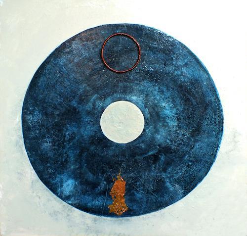 Frauke Klinkforth, Reichtum, Abstraktes, Abstrakte Kunst