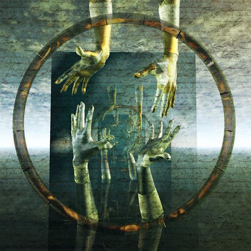 diuno, Mitten im Leben, Gefühle: Trauer, Symbol, Postsurrealismus