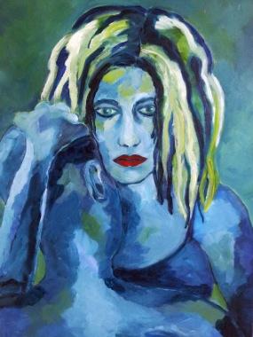 Kunst von Elke Hildegard Qual