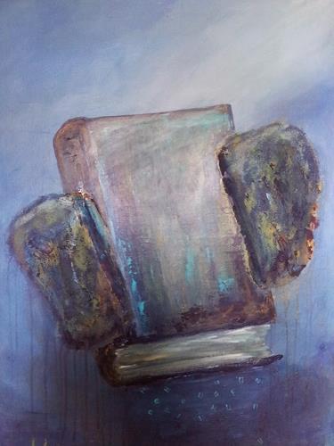 Elke Hildegard Qual, Hörbuch, Dekoratives, Abstraktes, Expressionismus