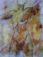 Elke-Hildegard-Qual-Akt-Erotik-Akt-Frau