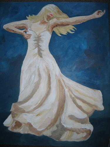 Elke Hildegard Qual, Pina III, Menschen: Frau