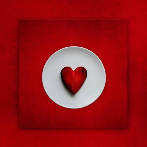 Heike Hultsch, love is in the air, Essen, Gefühle: Liebe, Romantik