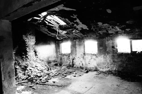 Roland Ehmig, der Ort, Skurril, Gegenwartskunst, Abstrakter Expressionismus