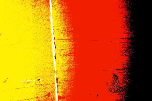 Roland Ehmig, Abstraktes Foto Experiment  2, Abstraktes, Fantasie, Neue Wilde, Expressionismus