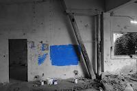 Roland-Ehmig-Abstraktes-Diverse-Bauten-Gegenwartskunst-Neue-Wilde
