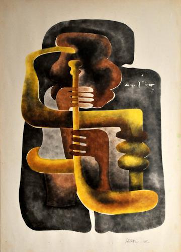 Vladimiro Miszak, Musik, Musik: Konzert, Abstrakter Expressionismus