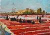 J. Zhukova, Drying tomatoes in Luxor