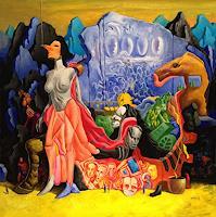 Dimitri-Wall-Mythologie-Gegenwartskunst-Postsurrealismus