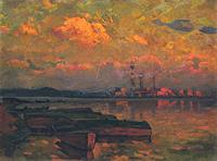 BelS, Evening on the river
