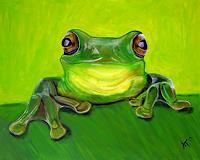 Annett-Tropschug-1-Humor-Tiere-Wasser-Neuzeit-Realismus
