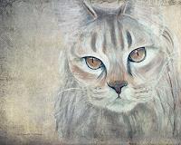 Annett-Tropschug-1-Dekoratives-Tiere-Land-Moderne-Andere-Neue-Figurative-Malerei