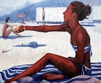 Daniel-Wimmer-Menschen-Frau-Akt-Erotik-Akt-Frau-Gegenwartskunst-Neo-Expressionismus