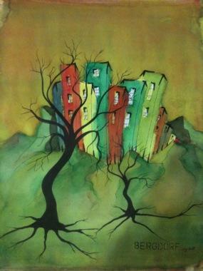 Kunst von René Gygax