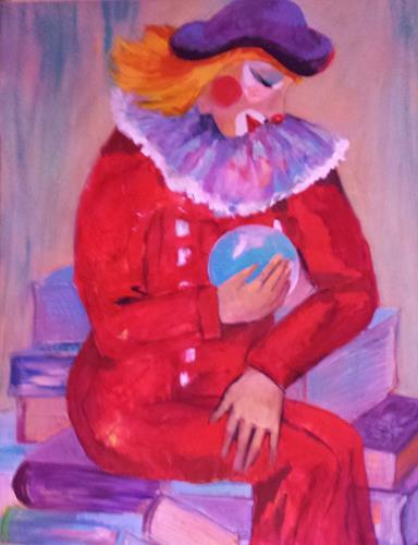 Hiltrud Schick, Die Welt ist (k)ein Zirkus, Humor, Zirkus, Gegenwartskunst