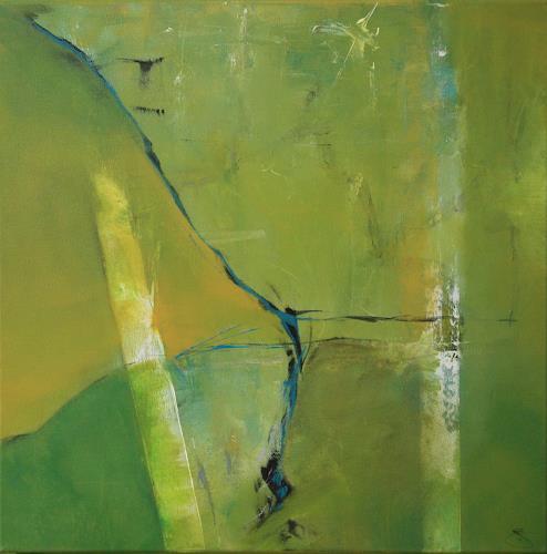 Jeannette Erb, Freiheit, Abstraktes, Abstrakte Kunst