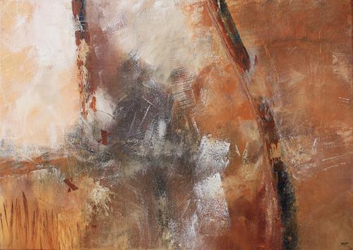 Jeannette Erb, Schweigen, Abstraktes, Abstrakte Kunst