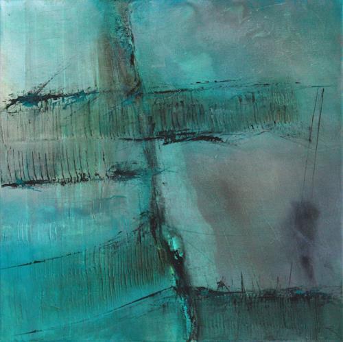 Jeannette Erb, Atemlos, Abstraktes