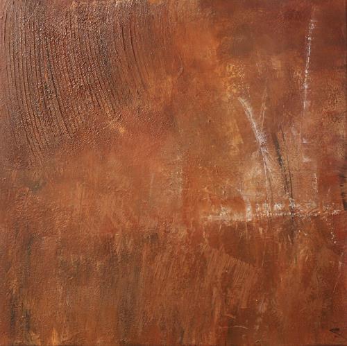 Jeannette Erb, Zeitlos, Abstraktes, Abstrakte Kunst