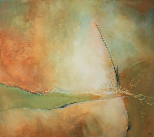 Jeannette Erb, Schwerelos, Abstraktes, Abstrakte Kunst, Expressionismus