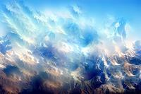 Catrin-Mueller-Landschaft-Berge-Moderne-Abstrakte-Kunst