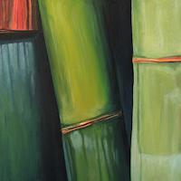 Ruth-Tellenbach-Dekoratives-Diverse-Pflanzen-Neuzeit-Realismus