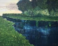 Henri-Lehmann-Landschaft-Tiere-Gegenwartskunst-Gegenwartskunst