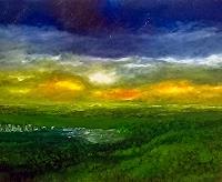 Henri-Lehmann-Landschaft-Fruehling-Gegenwartskunst-Gegenwartskunst