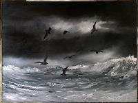 Henri-Lehmann-Landschaft-Tiere-Wasser