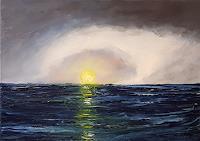 Henri-Lehmann-Landschaft-See-Meer-Gegenwartskunst-Gegenwartskunst