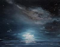 Henri-Lehmann-Landschaft-See-Meer-Natur-Wasser-Gegenwartskunst-Gegenwartskunst