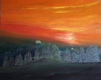 Henri-Lehmann-Landschaft-Sommer-Landschaft-Sommer-Gegenwartskunst-Gegenwartskunst