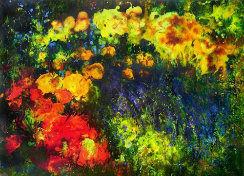 Marion Bellebna, Juli, Fantasie, Natur, Moderne, Expressionismus