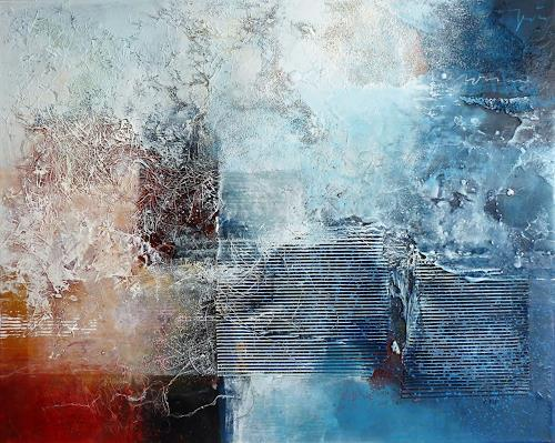 Martina Hartusch, SC 2, Abstraktes, Gegenwartskunst