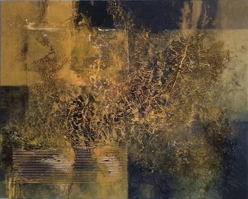 Martina Hartusch, SC 6, Abstraktes, Gegenwartskunst, Expressionismus